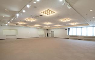 伊勢崎市文化会館 展示室