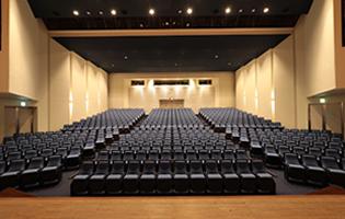 伊勢崎市文化会館 小ホール